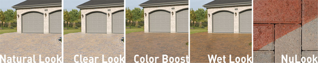 The WL4 Is An Acrylic Sealer That Leaves A Wet Look To Your Pavers Or Other  Outdoor Surfaces, Such As Driveways, Patios, Parking Lots And Pedestrian  Areas.